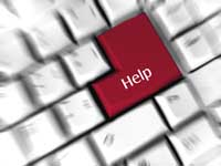 help, help me, keyboard, problems, assistant